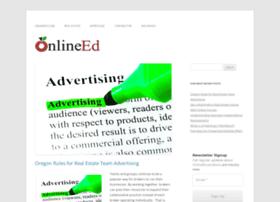 blog.onlineed.com