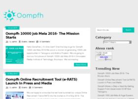 blog.oompfh.com