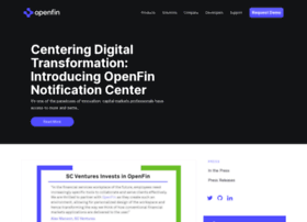 blog.openfin.co