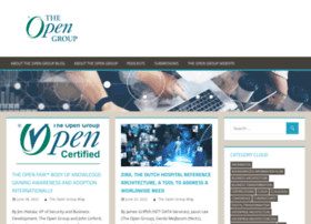 blog.opengroup.org