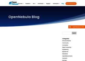 blog.opennebula.org
