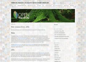 blog.opentreeoflife.org