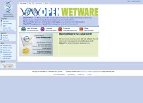blog.openwetware.org