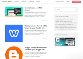 blog.opinionstage.com