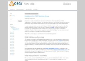 blog.osgi.org