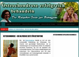 blog.osteochondrose-erfolgreich-behandeln.de