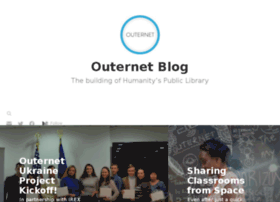 blog.outernet.is