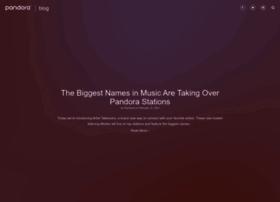 blog.pandora.com