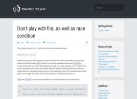 blog.pangu.io