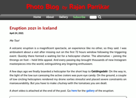 Blog.parrikar.com