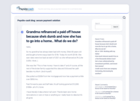 blog.paysite-cash.com