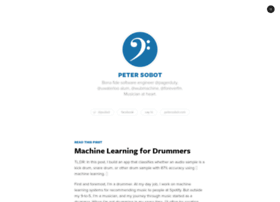 blog.petersobot.com