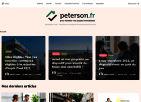 blog.peterson.fr