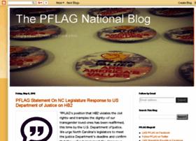 blog.pflag.org