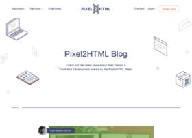 blog.pixel2html.com