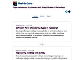 blog.pixelingene.com