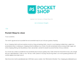 blog.pocketshop.com
