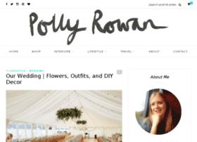 blog.pollyrowan.com