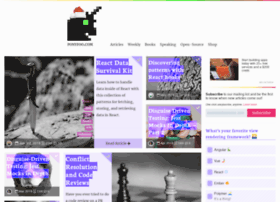 blog.ponyfoo.com