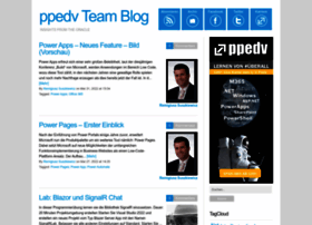 blog.ppedv.de