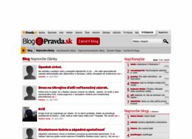 blog.pravda.sk