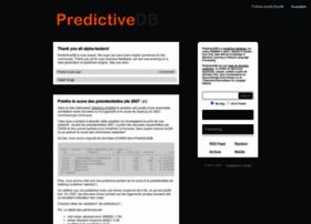 blog.predictivedb.com