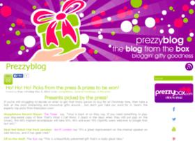 blog.prezzybox.com