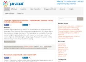 blog.pricoltech.com