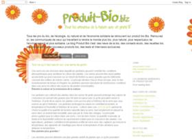 blog.produit-bio.biz