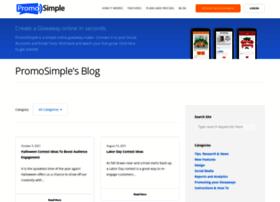blog.promosimple.com