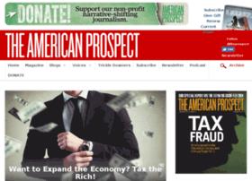 blog.prospect.org