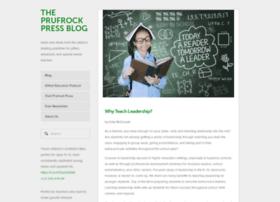 blog.prufrock.com