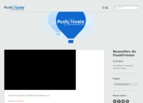 blog.pushprivate.com