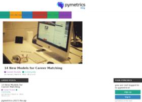 blog.pymetrics.com