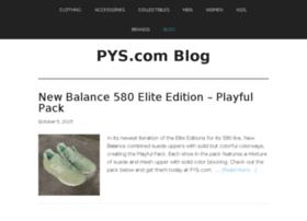 blog.pys.com