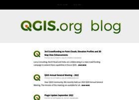 blog.qgis.org