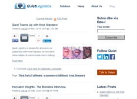 blog.quietlogistics.com