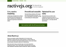 blog.ractivejs.org