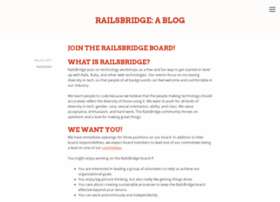 blog.railsbridge.org