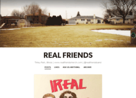 blog.realfriendsband.com