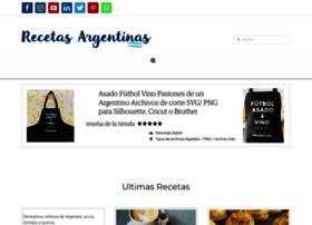 blog.recetasargentinas.net