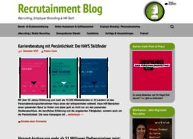 blog.recrutainment.de