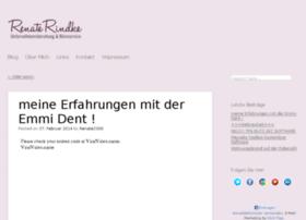 blog.renate-rindke.de