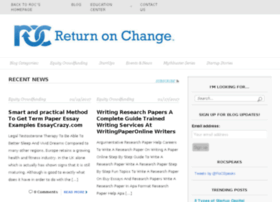 blog.returnonchange.com
