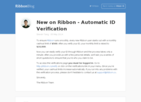 blog.ribbon.co