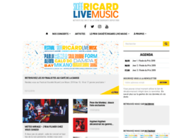 blog.ricardsa-livemusic.com