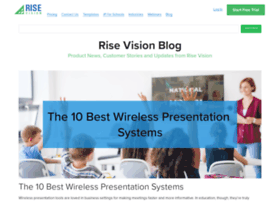 blog.risevision.com