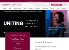 blog.roseman.edu