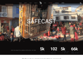 blog.safecast.org
