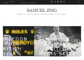 blog.samueljing.com